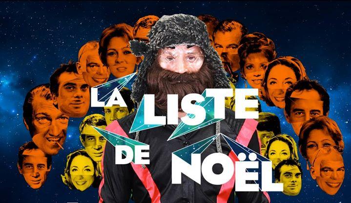 Liste Noël Poulet Neige