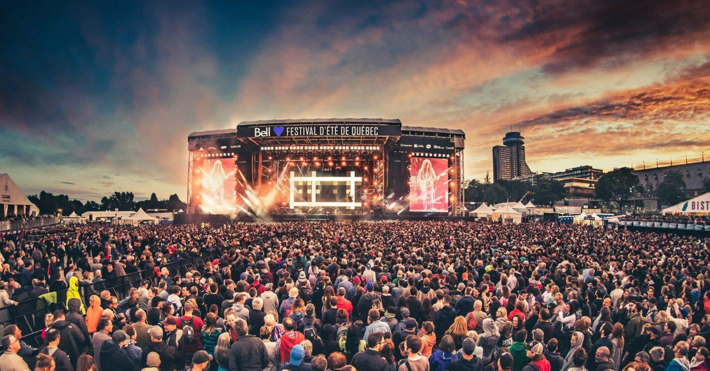 Festival d'été de Québec 2019 : Blink-182 et Mariah Carey (entre autres)