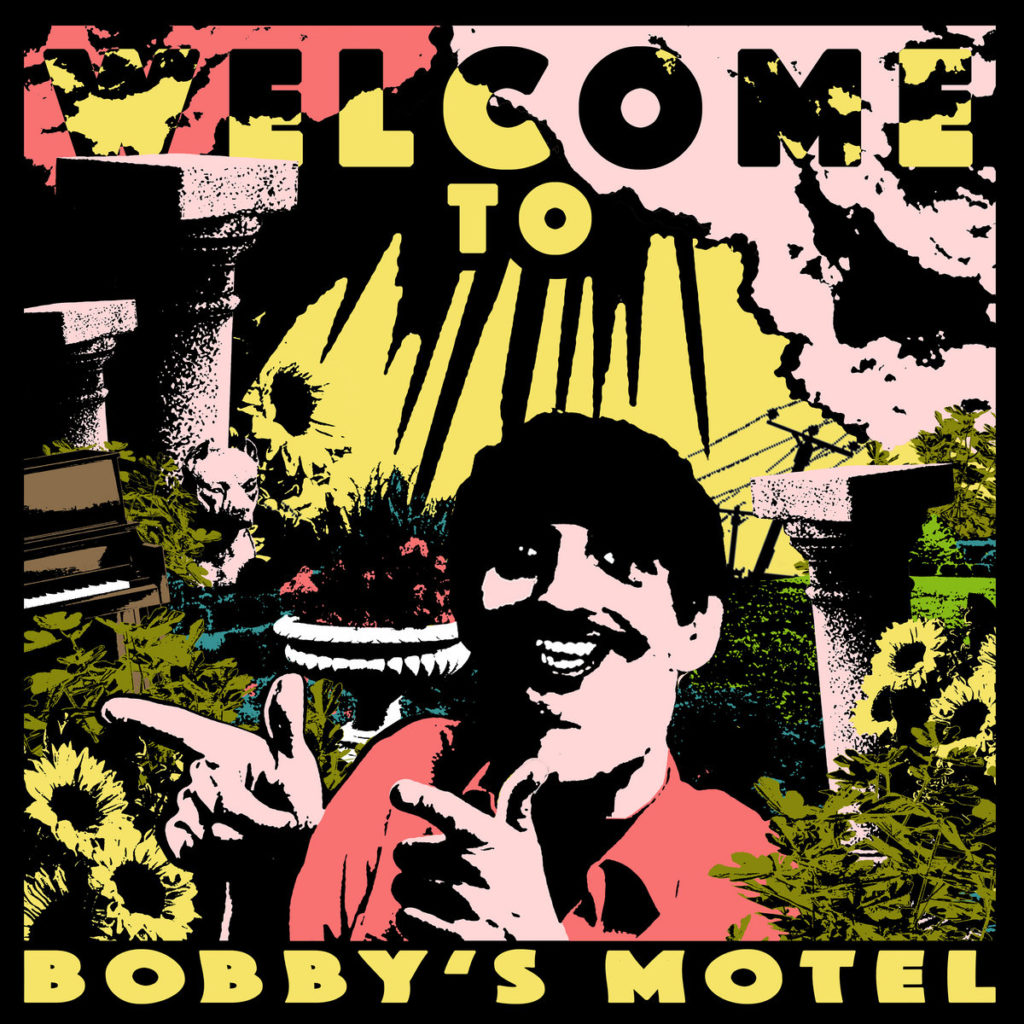 pottery-welcome to bobby's motel