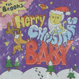 The Brooks - Merry Christmas Baby