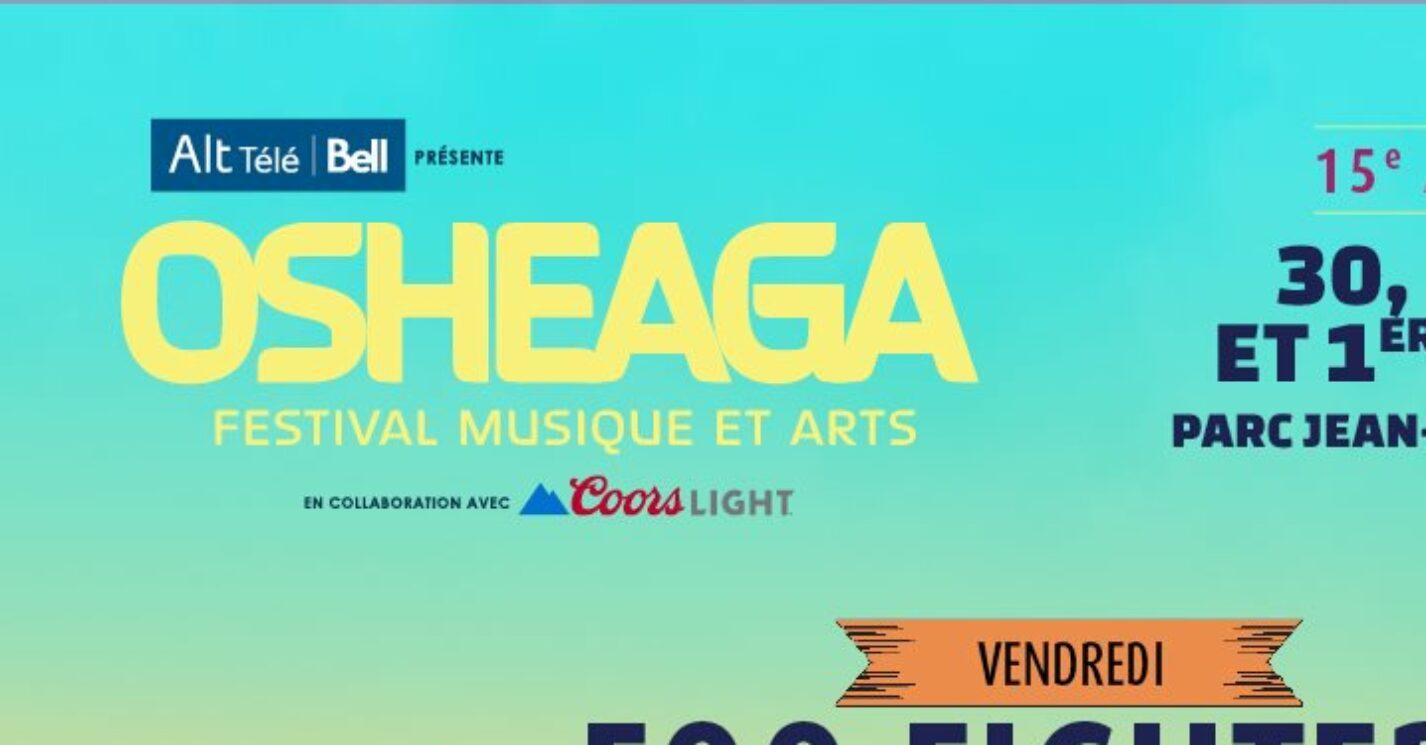Osheaga 2021: les premiers artistes annoncés et ce sera FOU