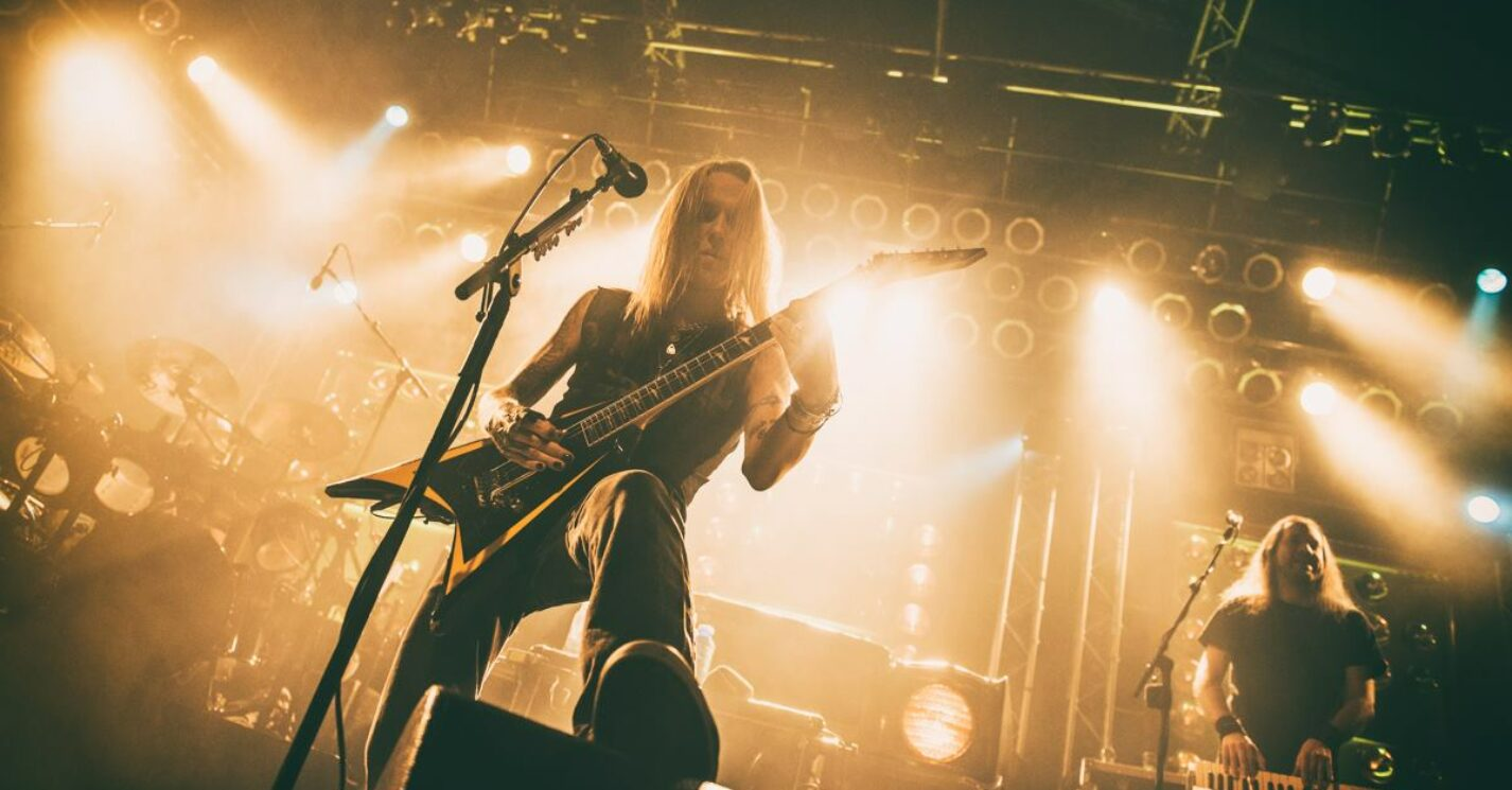Alexi Laiho Photo- Jaakko Manninen