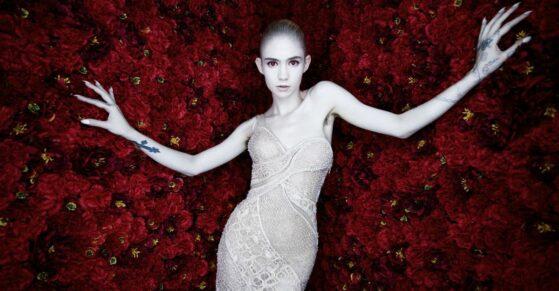 Grimes - Photo de presse (courtoisie)