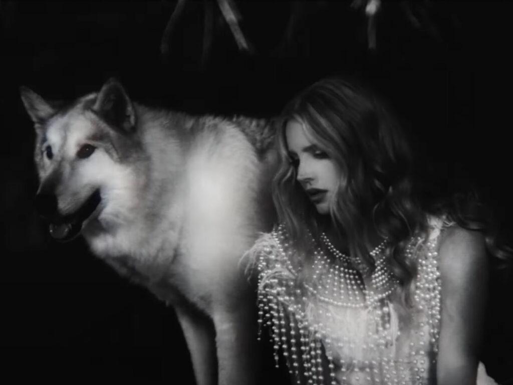 lana del rey chemtrails teaser werewolf