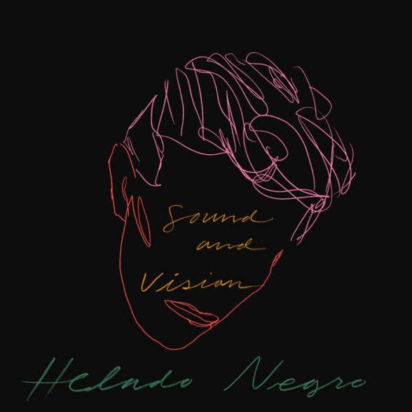 Bowie-Helado-Negro
