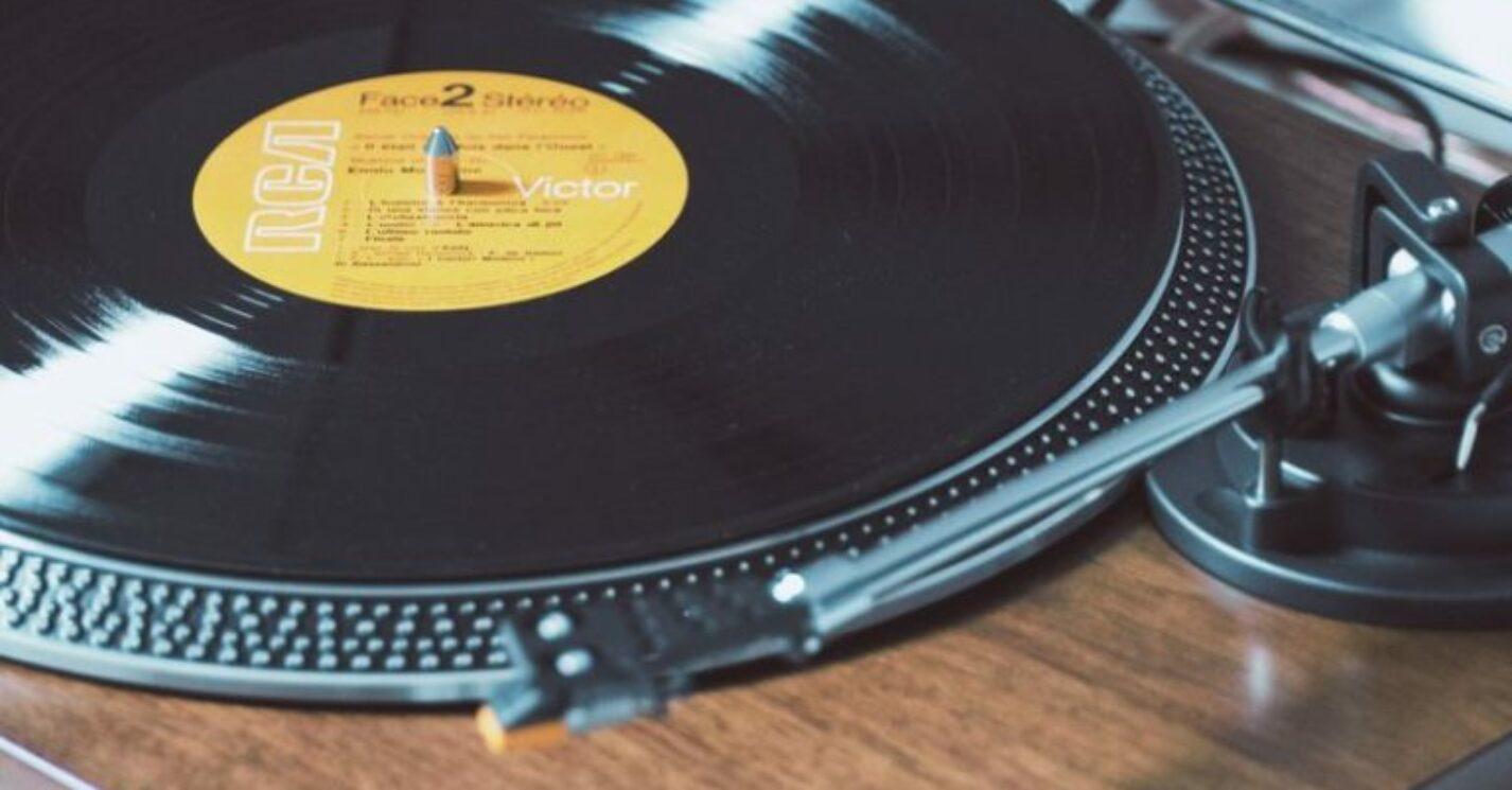 vinyle records (image libre de droit)