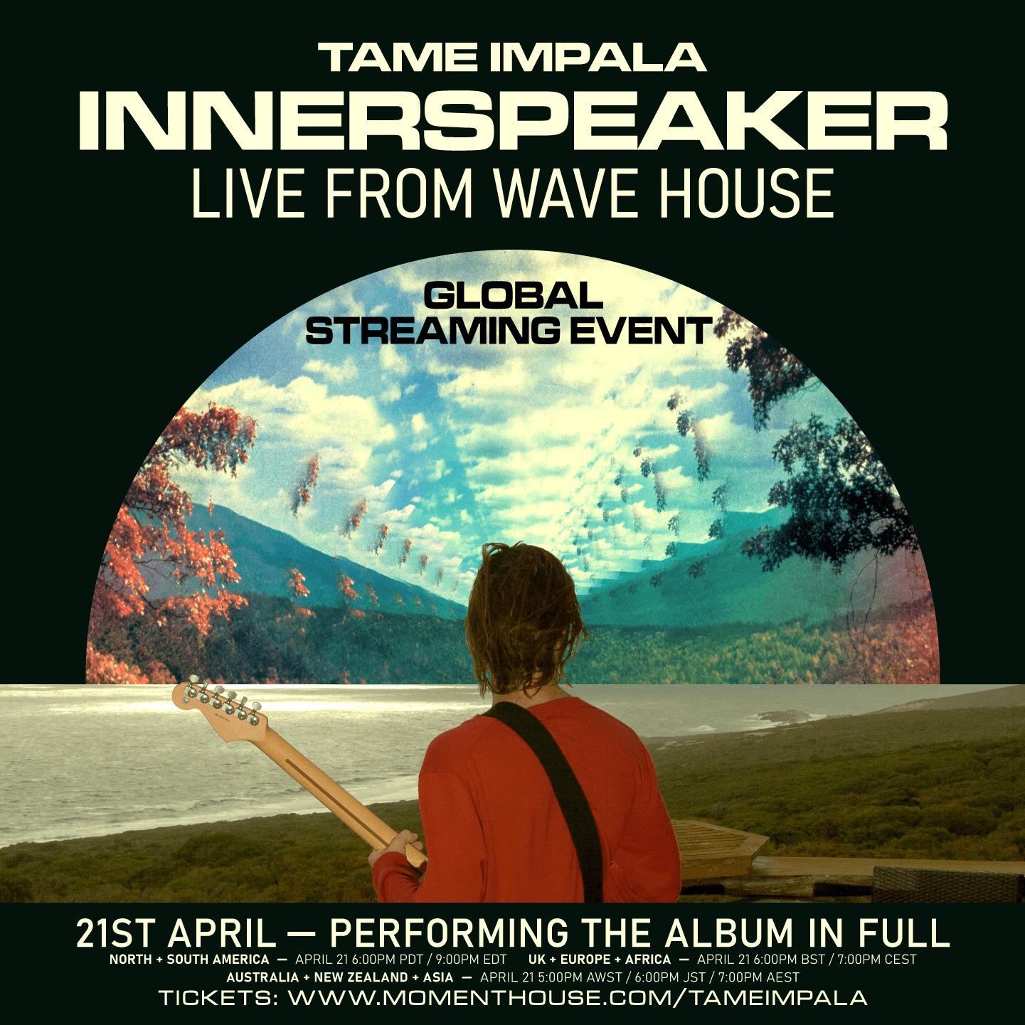 Innerspeaker livestream 21 avril 2021