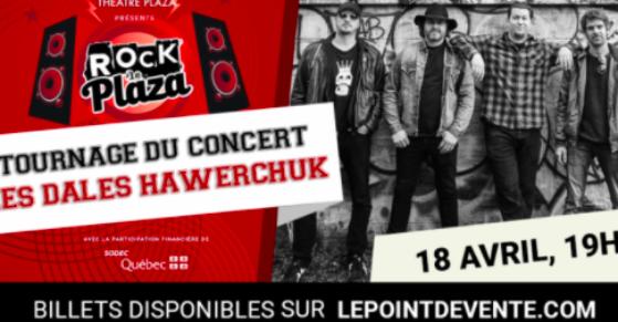 Série Rock le Plaza - Les Dales Hawerchuk