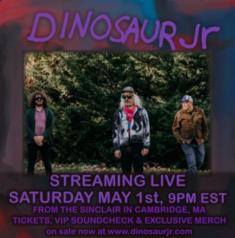 Dinosaur Jr livestream
