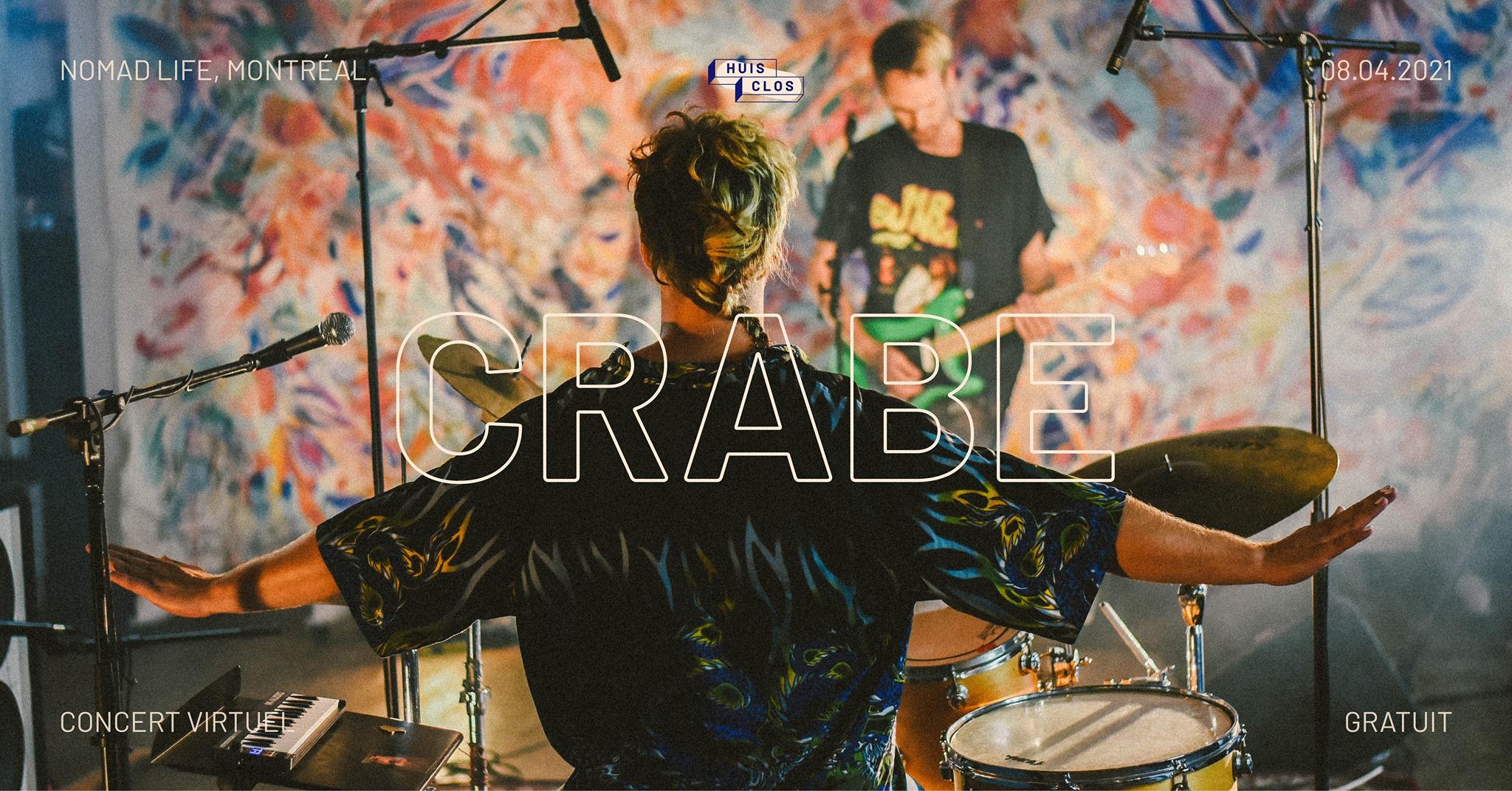 Crabe (Huis Clos) 2021