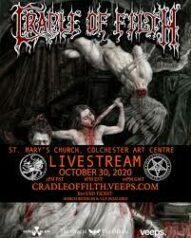 Cradle of Filth livestream