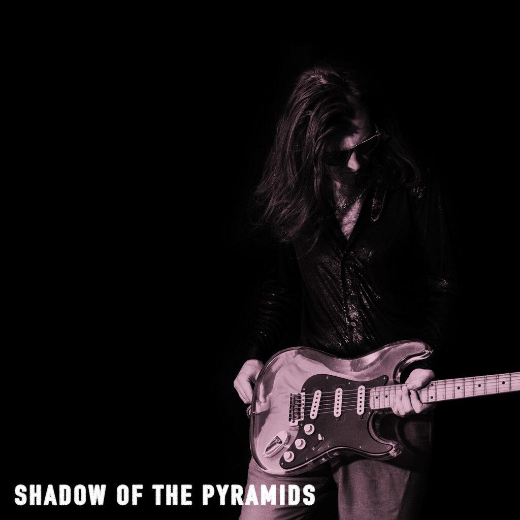 Kristian North single Shadow of the pyramid