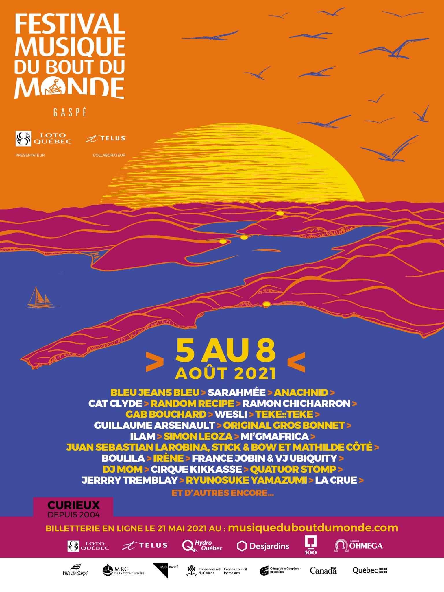 Festival de musique Au Bout du Monde