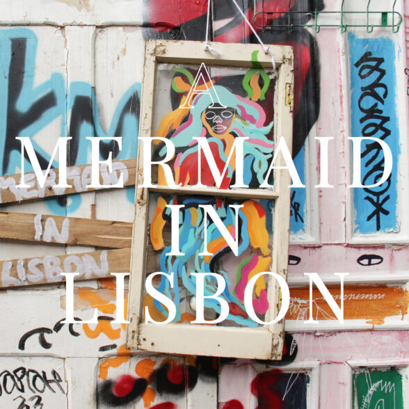 Mermaid in lisbon