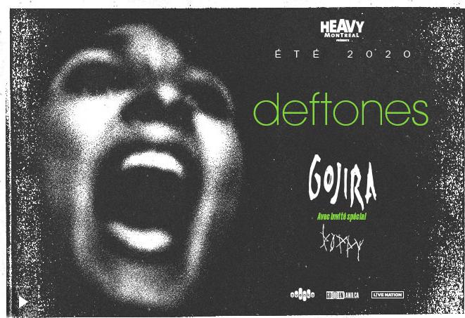 Deftones tour