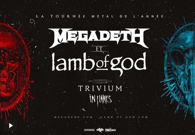 megadeth lamb of god
