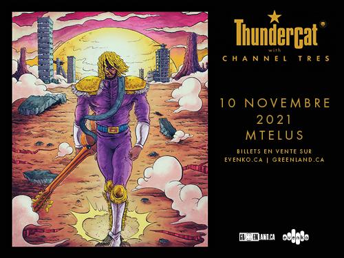 Thundercat montréal