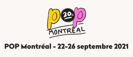 Pop Montréal 2021